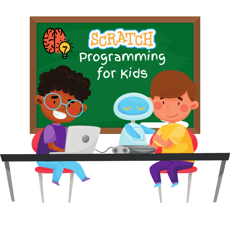 Scratch Programming for Kids